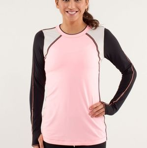Lululemon Run: Layer Me Long Sleeve